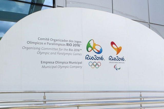 Милиция эвакуировала олимпийский пресс-служба