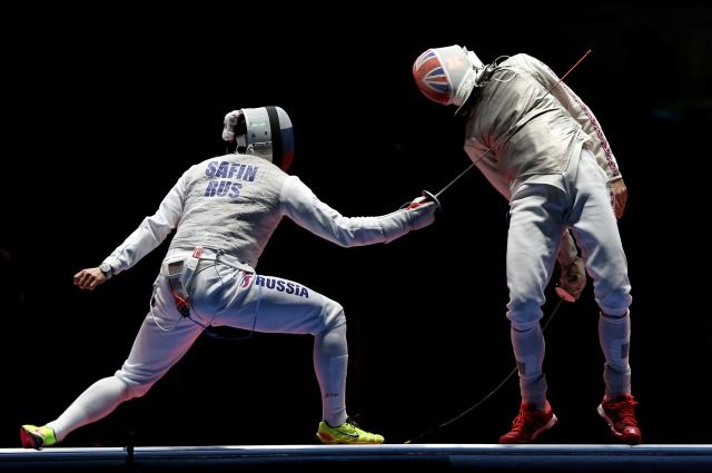 Рапирист Сафин завоевал пятую медаль России на ОИ-2016