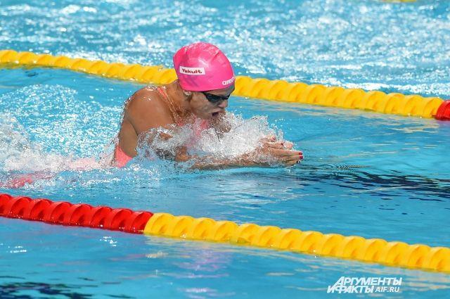 Ефимова вышла вфинал состязаний на100 метров— Олимпиада вРио