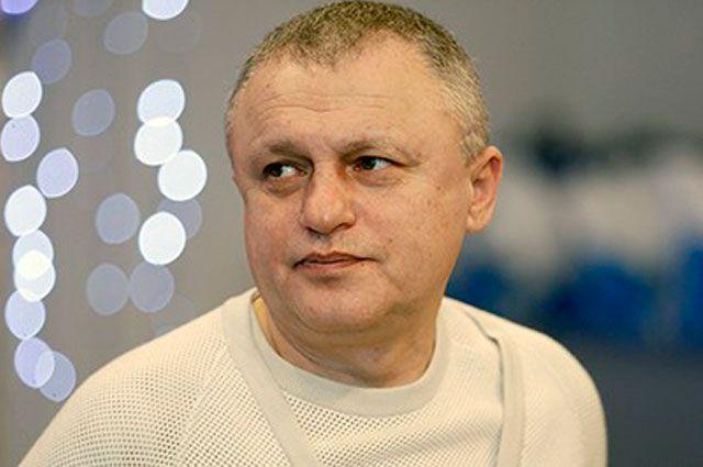 "«Предложение ""Бешикташа"" поВиде нас неустроило»— Игорь Суркис"