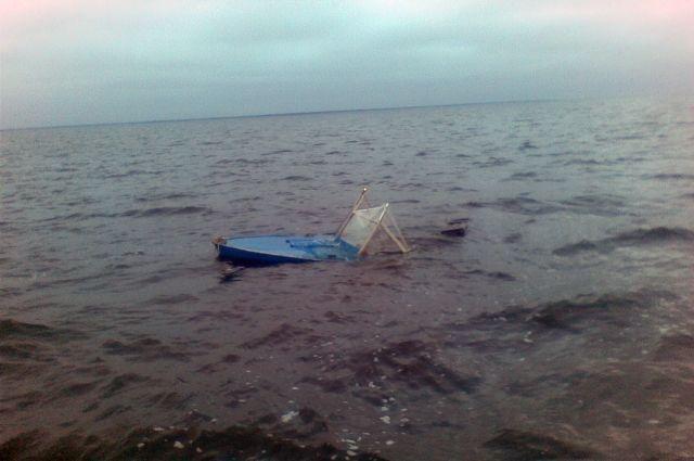 Нареке Сок столкнулись две лодки, среди пострадавших есть ребенок