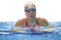 На Олимпиаде Арине Опёнышевой удалось улучшить свой результат.