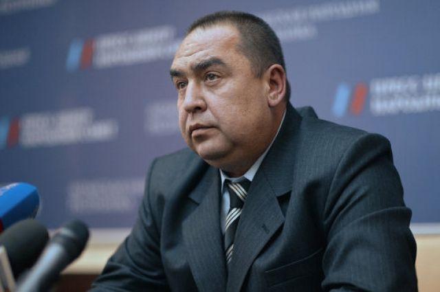 Состояние руководителя ЛНР остается «тяжелым, однако стабильным»