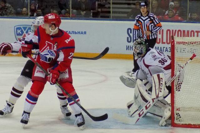 ХК «Динамо» (Рига) победил «Локомотив» вКубке губернатора Нижегородской области