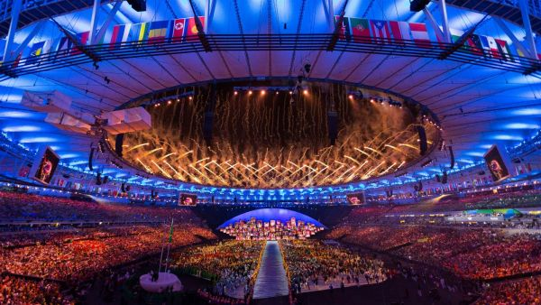 Открытие летней олимпиады в Бразилии было невероятно зрелищным