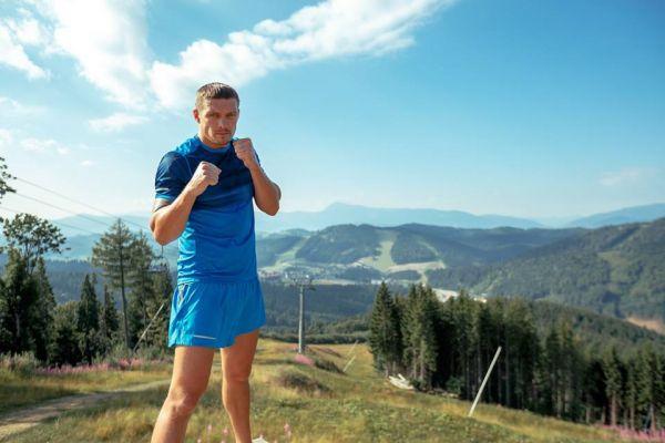 Усик - один из лучших боксеров в категории WBO