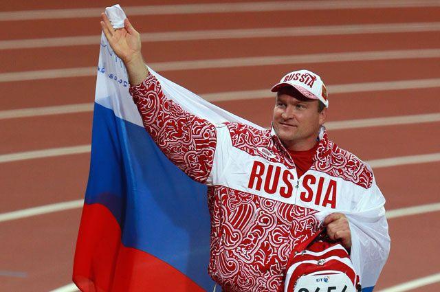 Алексей Ашапатов.