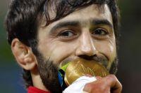 Дзюдоист Беслан Мудранов завоевал первую золотую медаль на Олимпиаде-2016.