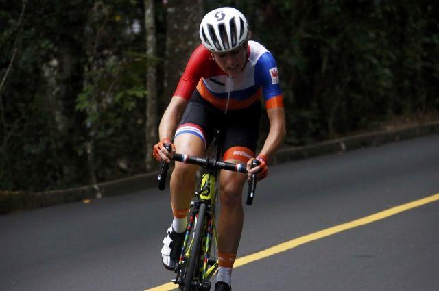 Голландская велогонщица получила тройной перелом позвоночника— Кровавые игры