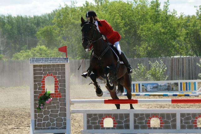 Русская спортсменка Овчинникова снялась сОлимпиады из-за травмы собственной лошади