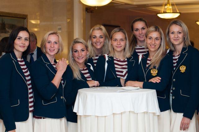 Гандболистки сборной РФ победили Францию вматче Олимпиады