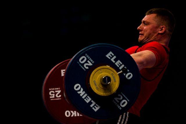 Надопинге вРио попался польский тяжелоатлет