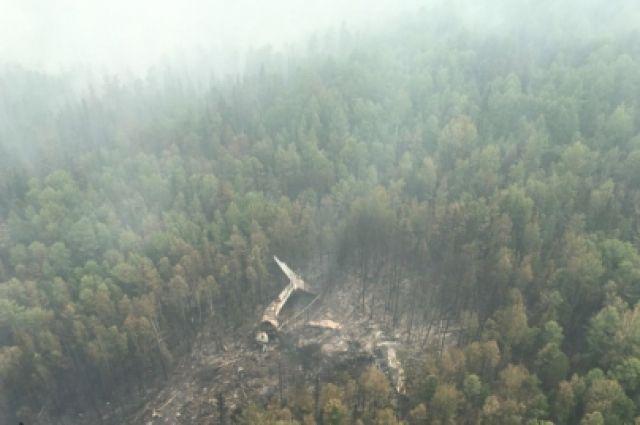 Система предупреждала обопасности экипаж ИЛ-76 перед крушением вКачугском районе