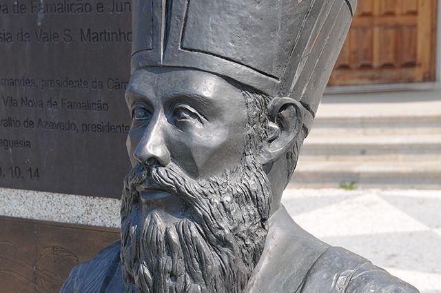 Португалец Томаш Перейра, один из первых иезуитов, посетивших Россию (1689 год).