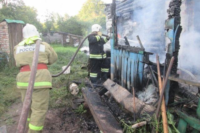 ВШушенском районе осудили виновного вуничтожении 21 дома