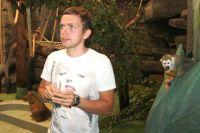 Андрей Шило стал самым молодым директором зоопарка