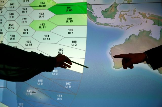 Специалисты назвали новейшую версию крушения пропавшего малазийского Boeing