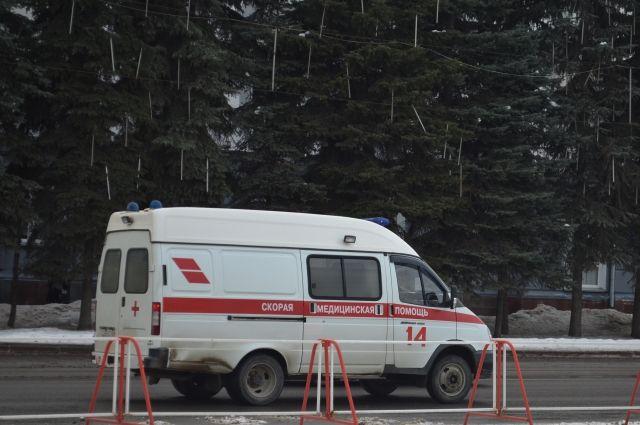 ВСамаре из-за столкновения 2-х авто пострадали две 16-летние девушки