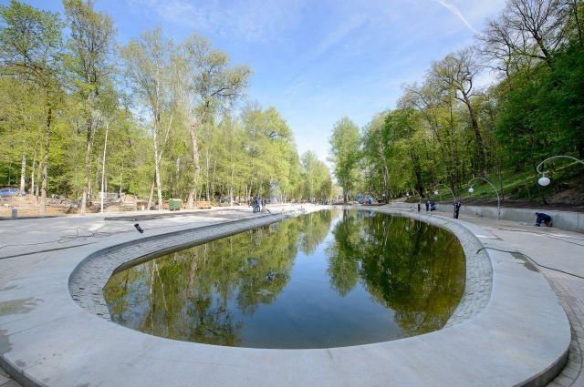 Нареконструкцию 2-ой очереди Воронежского центрального парка выделяют 150 млн руб.