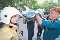 Вооружён знаниями - значит, защищён, считают спасатели.