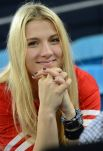 Наша украинка Ольга Харлан, которая уже выиграла первую бронзу для Украины в соревнованиях с фехтования