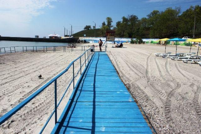 Напляжах воспрещено купаться— Шторм вОдессе