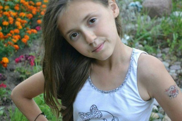Полиция и родственники ищут пропавшую 13-летнюю калининградку Аню Коваль.