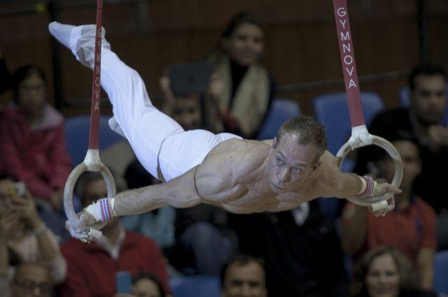 Голландский гимнаст покинул Игры зараспитие алкоголя