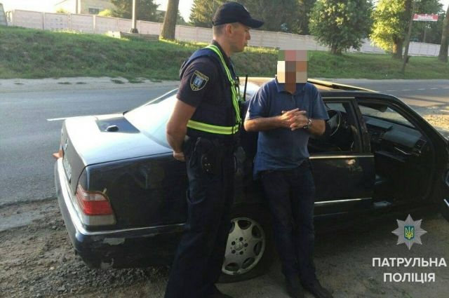 Нетрезвый депутат Ровенского облсовета попал вДТП