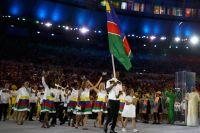 Бразильская полиция задержала знаменосца олимпийской сборной Намибии Джонаса Джуниоса.