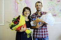 Малыш Савелий стал первым ребёнок в четвёртом столетии Омска.