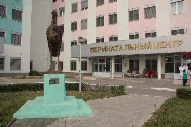 ВВолгоградском перинатальном центре родились тройняшки 0