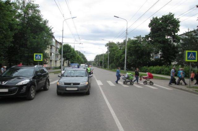 Упоселка Мичуринский оборудуют остановку ипешеходный переход