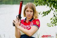 Омская спортсменка заняла второе место на Олимпийских Играх.