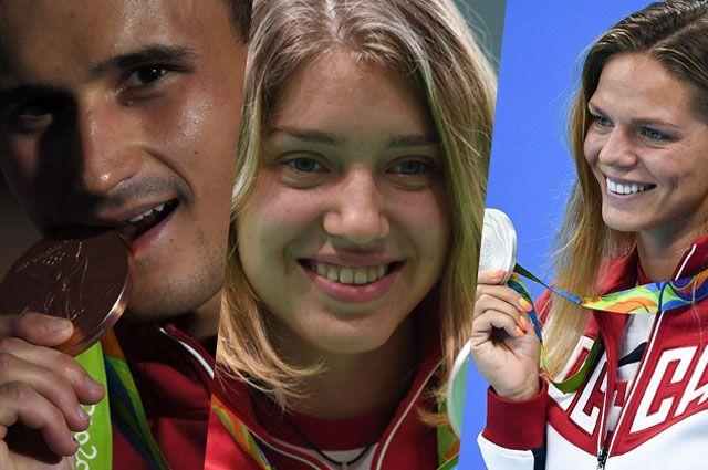 Юлия Ефимова (справа) прорвалась на Олимпиаду через суды и смогла завоевать серебряную медаль.