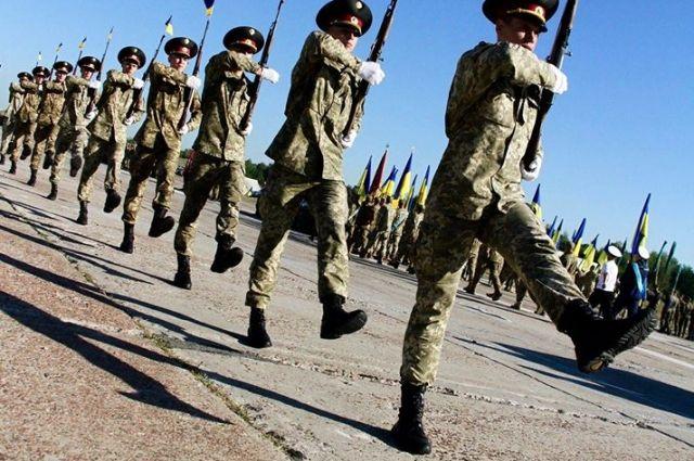Марш независимости: вглобальной сети появилось свежее видео репетиции военного парада