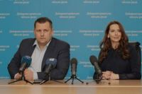 Яника Мерило и Борис Филатов