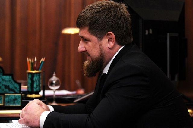 Кадыров поздравил дзюдоиста Халмурзаева сзолотомОИ