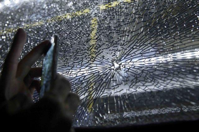 Автобус с корреспондентами попал под обстрел волимпийском Рио