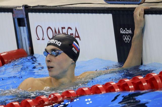 Пловец Антон Чупков вышел вфинал Олимпиады надистанции 200 метров брассом