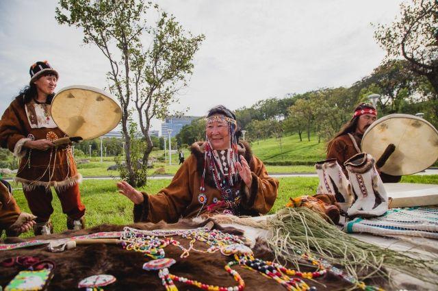 Яркие национальные праздники в крае стали доброй традицией.
