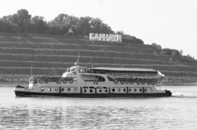 Фотографии старого Барнаула представили варт-галерее «Бандероль»