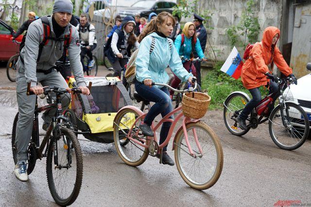 Навремя велогонки вчесть100-летия ПГНИУ перекроют улицу Подлесную