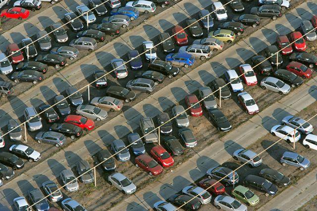 В столицеРФ чаще угоняют российские авто