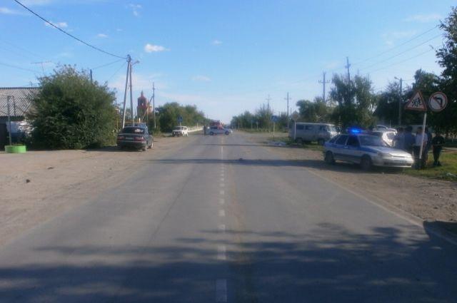 Впоселке Адамовка нетрезвый шофёр насмерть сбил пешехода