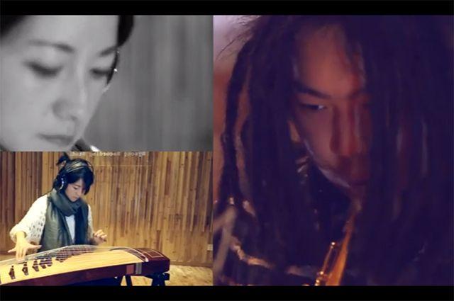 Группа использует и традиционные китайские музыкальные инструменты.