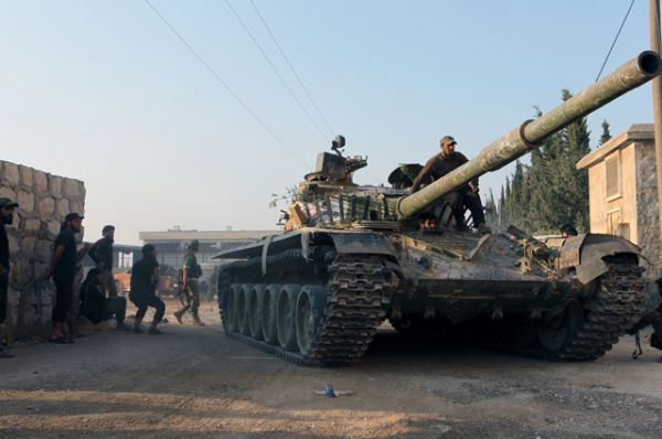 Он отметил, что важно начать операцию в Алеппо, так как таким образом будут перекрыты поставки оружия через Турцию.