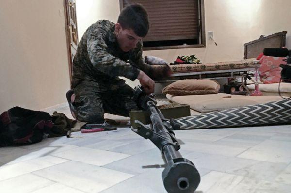 Посол Сирии в России Риад Хаддад сообщил, что правительственная армия Сирии с союзниками готовит «мощный удар» по окруженным террористам.