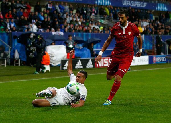 Реал Мадрид выиграл Лигу Чемпионов, а Севилья - Лигу Европы