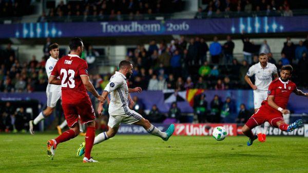 В этом году за Суперкубок УЕФА боролись две испанских команды